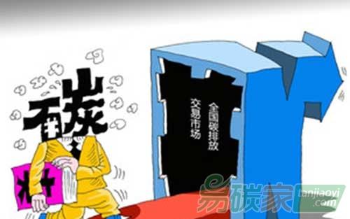 中國(guo)碳排放(fang)權交易價格的形成及(ji)其波動特征